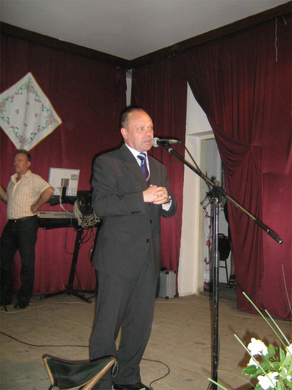 Zamjenik župana g. Ivan Pal