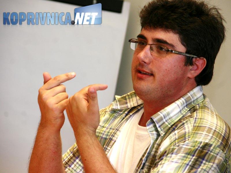 Od 10 tisuća kandidata, Danijel je upao među osam najboljih te je zasluženo postao stipendista MOL-a // foto: Ivan Brkić
