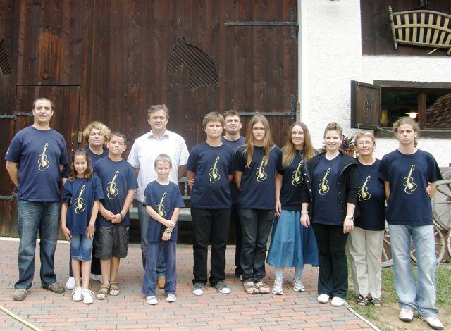 Gradonačelnik Zvonimir Mršić posjetio je Ljetnu školu gitare te prisustvovao završnom koncertu