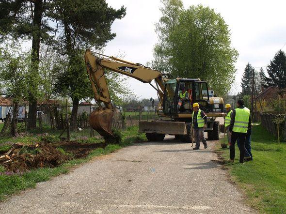 Problemi s izgradnjom kanalizacije u Reki i Herešinu