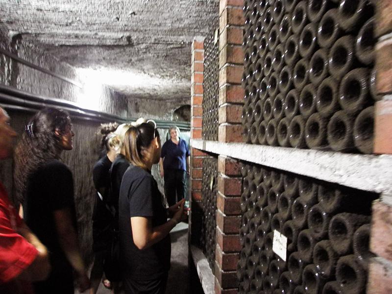 Najvredniji dio podruma, arhivska vina