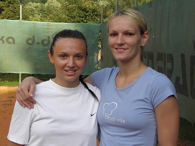 Konkurentice na lijevom krilju prijateljice: Iva Pongrac i Nikica Pušić Koroljević