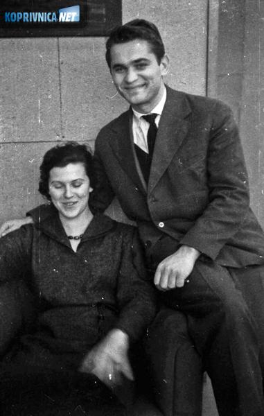 Ružica Dragić i Vladimir Maleković