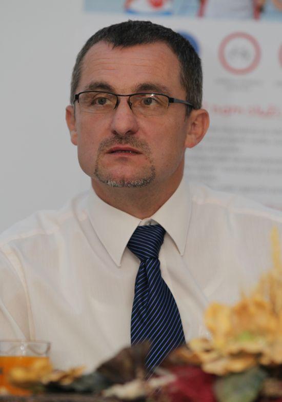 Dražen Laljek, glasnogovornik policije // foto: Koprivnica.net