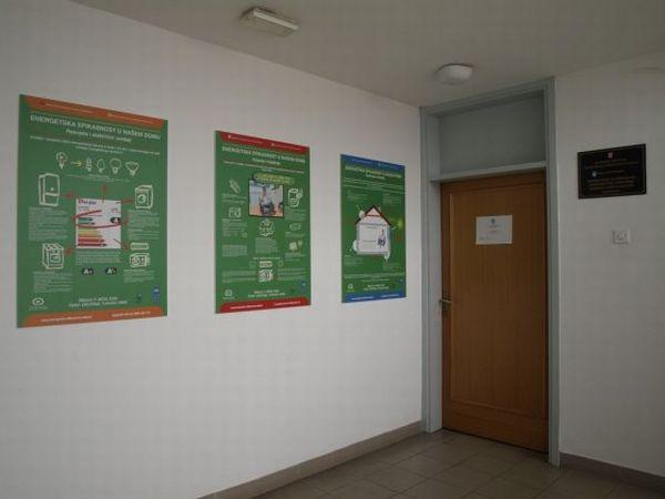 EE info ured nalazi se u samome središtu Koprivnice, na Trgu bana Jelačića 7 // foto: koprivnica.hr