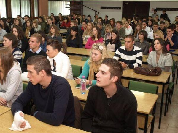 Danas je započela nova akademska godina // foto: Koprivnica.hr