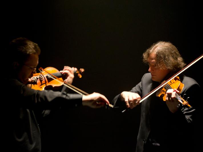 Krunoslav Marić i Ivan Zečević iz Zagrebačkih solista sudjelovali su na snimanju spota