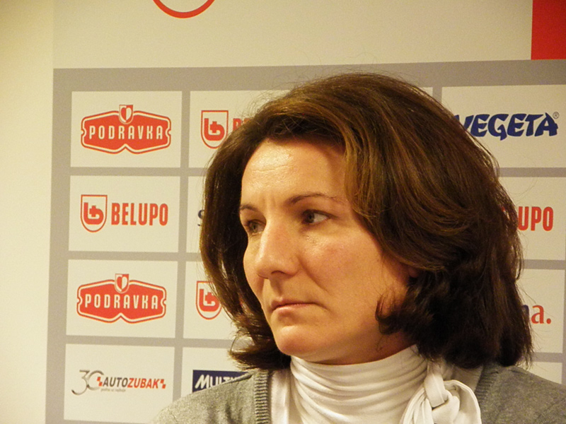 Božica Palčić // Foto: Arhiva ePodravina.hr