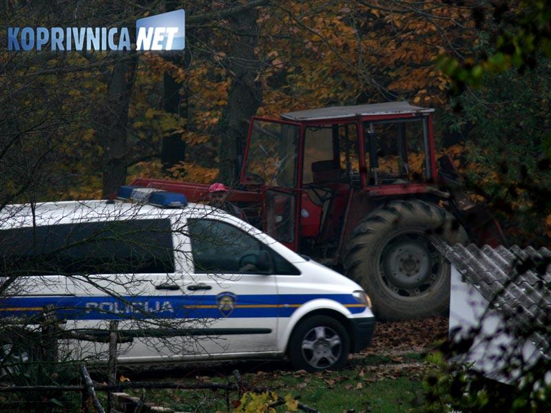 Tragedija se zbila u blizini Zlatnog brega / Foto: Ivan Brkić