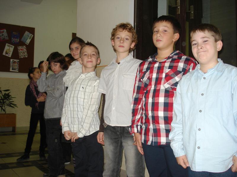 Najmlađi izvođači na kraju koncerta
