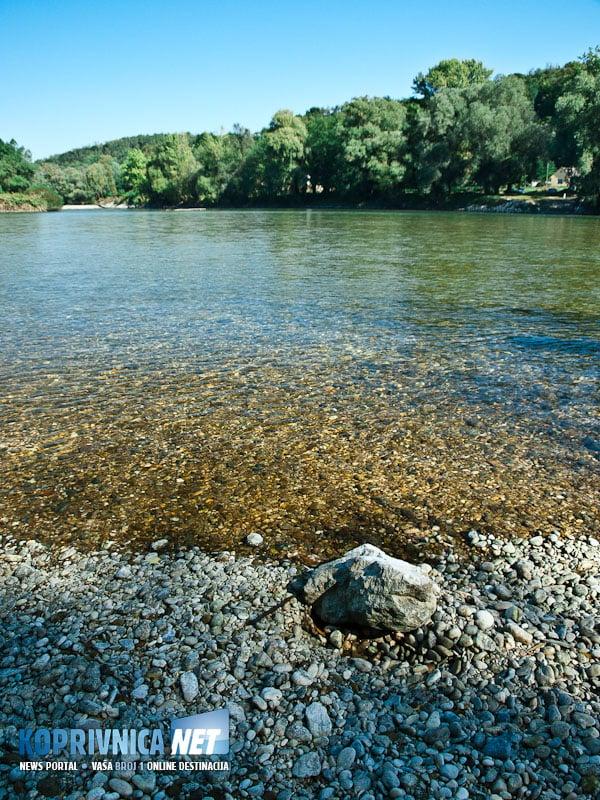 Regulacija - veća opasnost od poplave / Foto: Zoran Stupar
