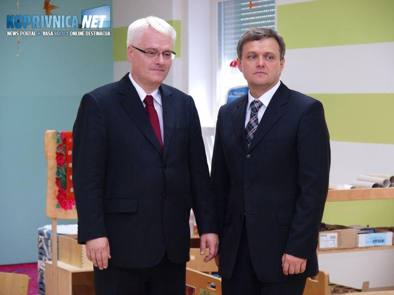 Josipović i Mršić/Foto:Zoran Stupar