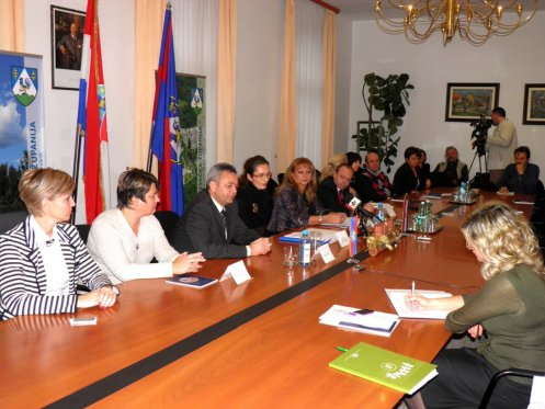 Sastanku je prisustvovala nova pravobraniteljica / Foto: kckzz.hr