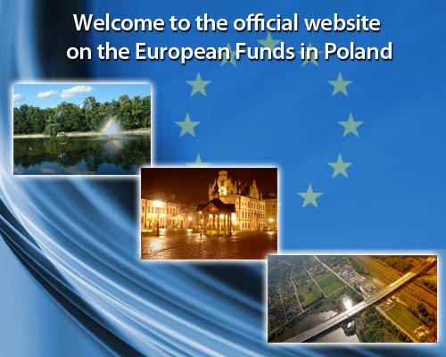 Službena web stranica europskih fondova u Poljskoj