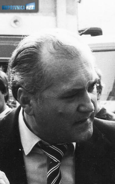 Josip Volf / slika iz arhive Podravskog lista