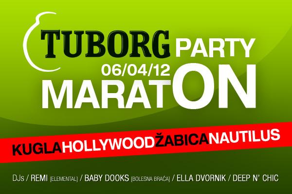 Party maraton