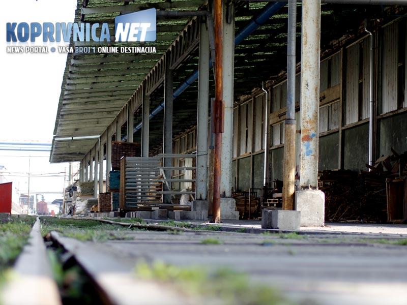 Proizvodni pogon, nekad pun života, danas zjapi prazan / Foto: Ivan Brkić