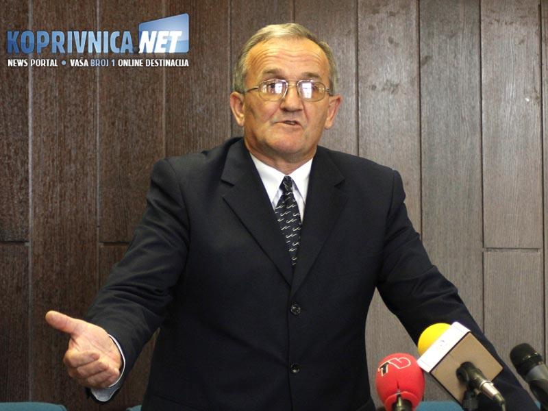 Dragutin Jeđud ponovio je kako je protiv imenovanja Marijana Špoljara kao ravnatelja Muzeja / Foto: Ivan Brkić