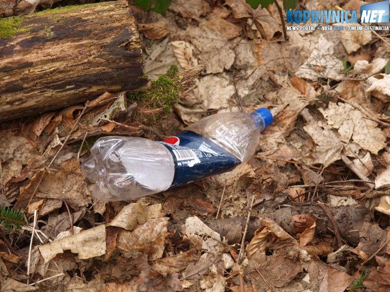 Razni idioti uzduž puteva bacaju smeće / Foto: Zoran Stupar