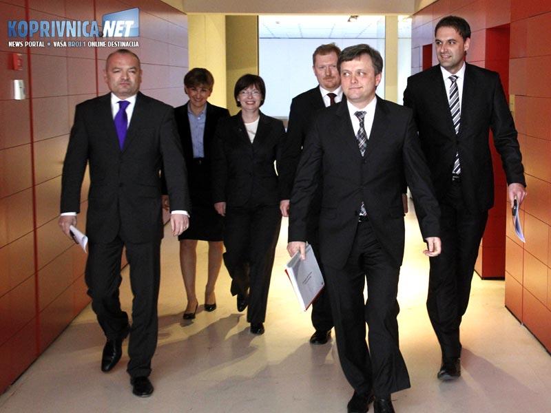 HSS-ovci smatraju kako se pri izboru nove uprave Podravke nije vodilo računa o stručnosti / Foto: Ivan Brkić