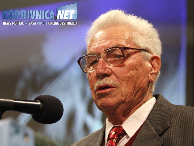 Antun Šramek dobitnik je nagrade za životno djelo / Foto: Ivan Brkić