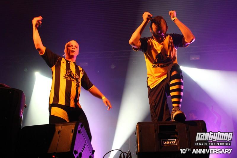 Adis i Almir iz Dubioze znaju kako napraviti odličnu atmosferu // foto: Marko Horvat