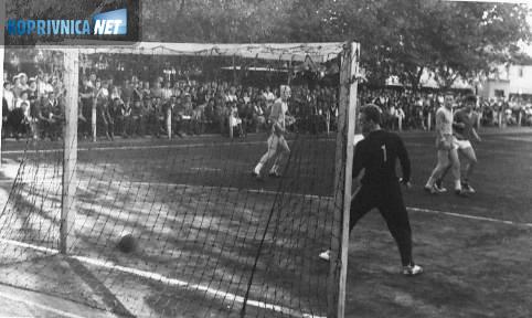 Prva međunarodna utakmica rukometaša 18. rujna 1963.