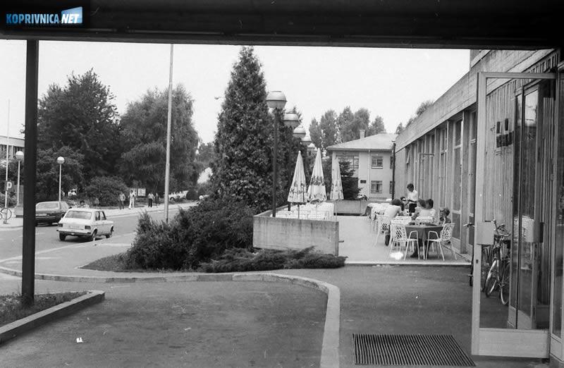 Hotel Podravina osamdesetih