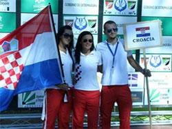 Hrvatska reprezentacija u Španjolskoj
