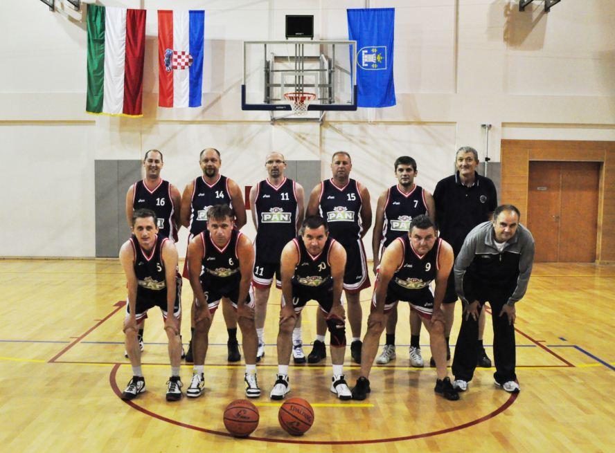 Košarkaški veterani Koprivnice