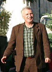 Ivan Gašparić, predsjednik Astronomskog društva Koprivnica
