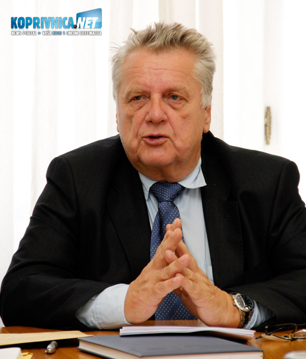 Zdravko Mihevc, direktor ureda Županijske turističke zajednice