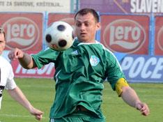 Krunoslav Jambrušić prošle sezone bio je kapetan Koprivnice, a sad igra za Croatiju