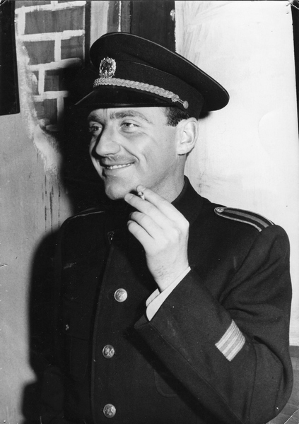 Vladimir Kuzel kao Tomo Vatrogasac