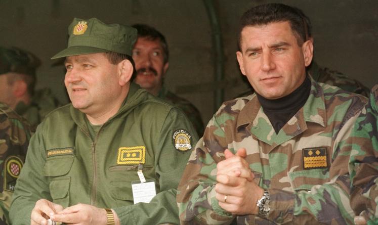 Generali Markač i Gotovina // foto: hkv.hr