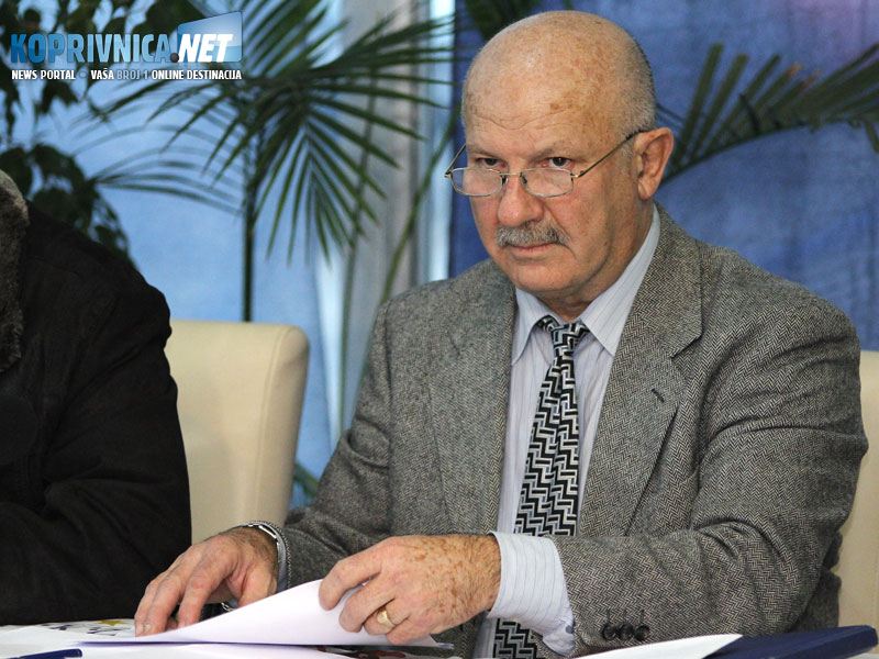 Ivan Petak, predsjednik županijskog Športsko-ribolovnog saveza // Foto: