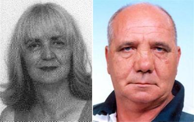 Marija Palaš i Izidor Kuhar // foto: koprivnicko-krizevacka.policija.hr i nestali.hr