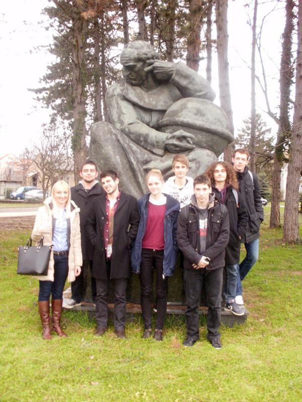 Sudjelovalo je sedam učenika koprivničke Gimnazije