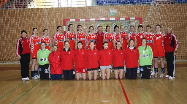 Hrvatska kadetska reprezentacija ostvarila je velik uspjeh // Foto: Facebook