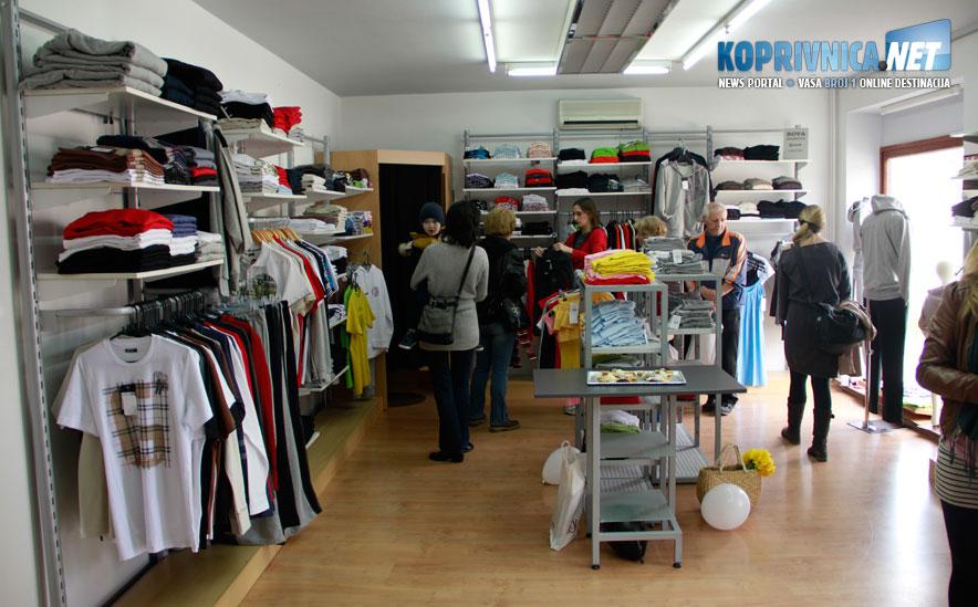 Širok asotriman kvalitetne odjeće proizvedene u Hrvatskoj