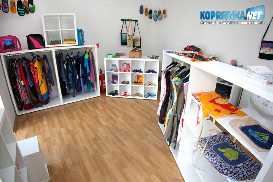 U trgovini će se prodavati redizajnirana odjeća