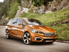 BMW Active Tourer Outdoor Concept (2013)
