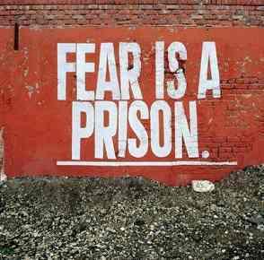 Strah je zatvor