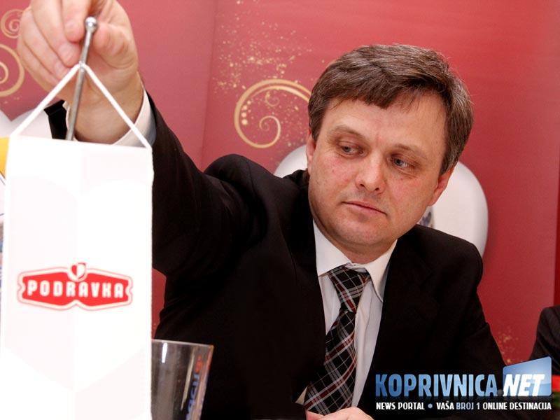 Podravkina Uprava na čelu sa Zvonimirom Mršićem posebno je ponosna na rezultat od čak 11 pojedinačnih nagrada