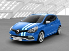 Renault Clio RS Gordini (2014) - render by Khalil Bouguerra