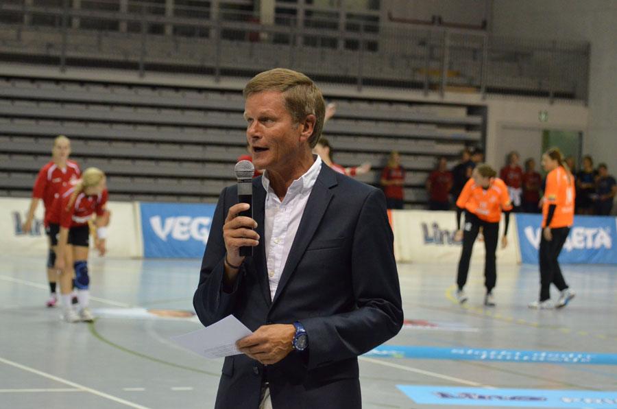 Podravkin predsjednik Jorn Pedersen // Foto: Mirko Lukavski - Glas Podravine