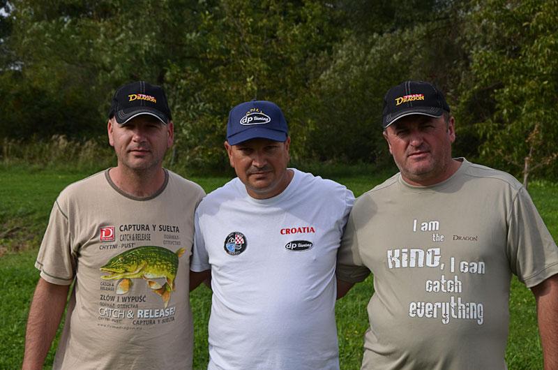 Mirko Hanžeković (desno) osvojio je treće mjesto u Bass ligi