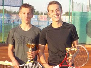 Na tradicionalnom prvenstvu Teniskog kluba Koprivnica za seniore nastupilo  je ove godine rekordnih 36 igrača svih uzrasnih kategorija. 100a3cbdec