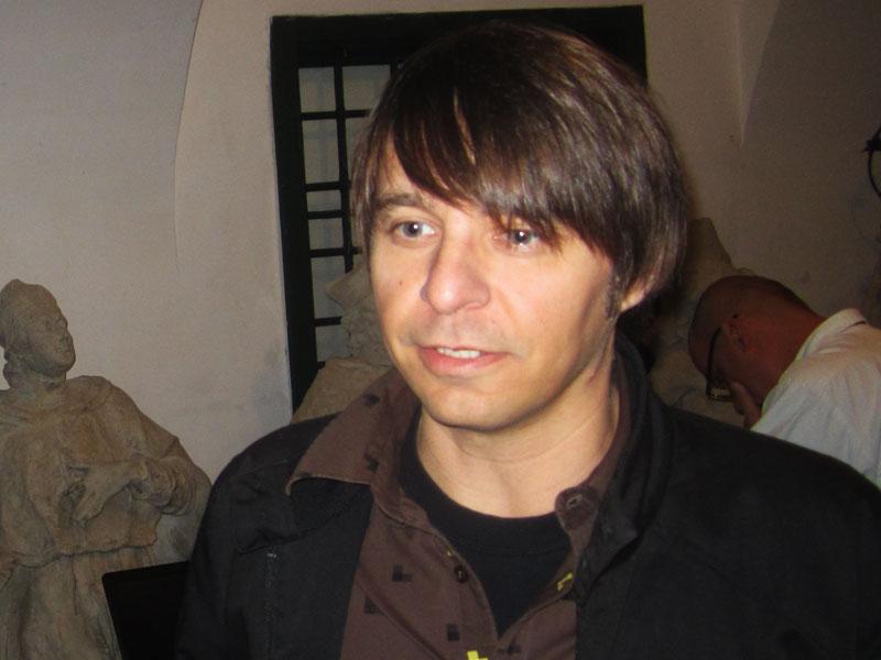 Goran Živković - Žika, pjevač i frontman Overflowa // Foto: Koprivnica.net