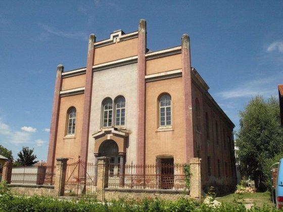 Sinagoga u Koprivnici // Foto: www.koprivnica.hr